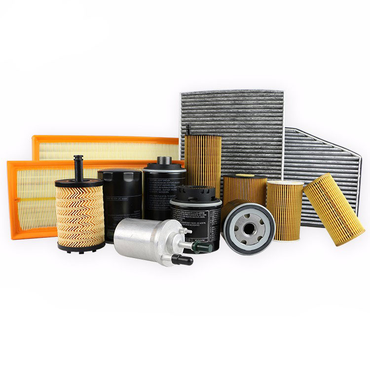 Car Oil Filters Car Air Filters Cabin Filters Fuel Filter