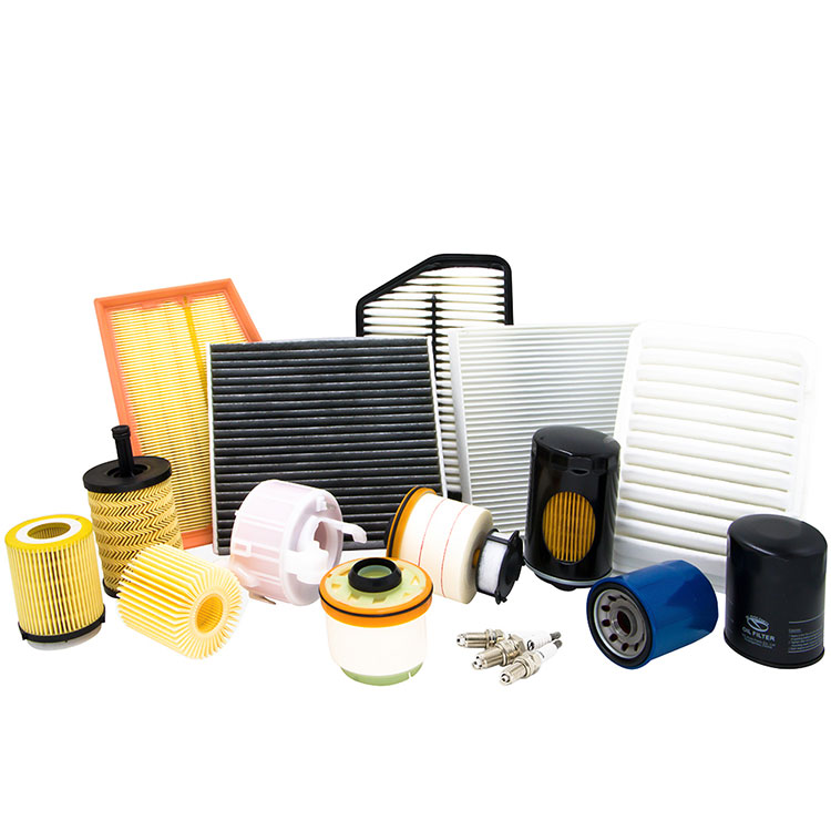 Car Oil Filters, Car Air Filters, Cabin Filters, Fuel Filter